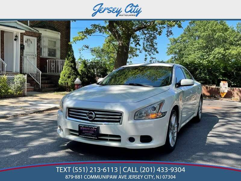2014 Nissan Maxima for sale in New Jersey, NJ