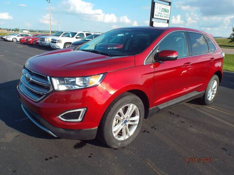 2016 Ford Edge for sale at G & K Supreme in Canton SD