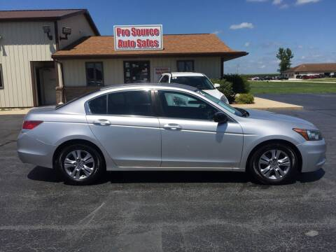 2012 Honda Accord for sale at Pro Source Auto Sales in Otterbein IN