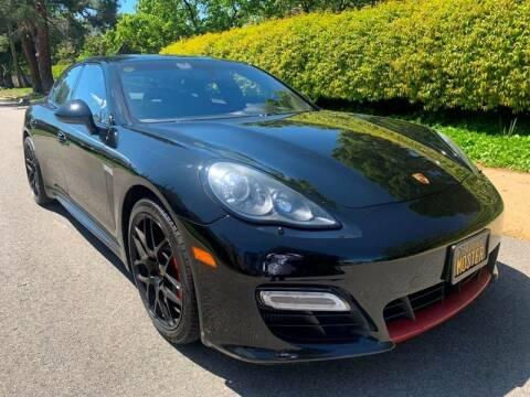 2012 Porsche Panamera for sale at Car Lanes LA in Valley Village CA