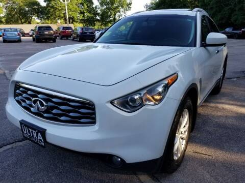2009 Infiniti FX35 for sale at Ultra Auto Center in North Attleboro MA