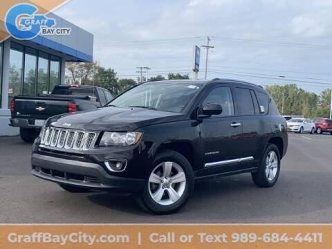 2015 Jeep Compass for sale at GRAFF CHEVROLET BAY CITY in Bay City MI