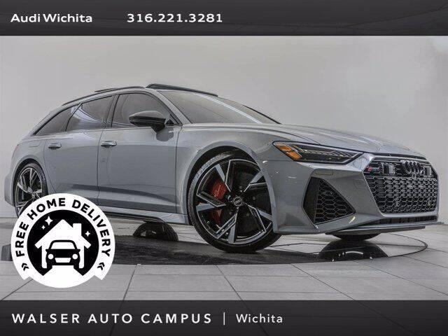 2021 Audi RS 6 for sale in Wichita, KS