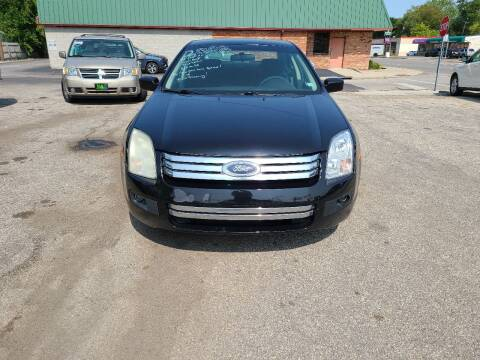 2006 Ford Fusion for sale at Johnny's Motor Cars in Toledo OH