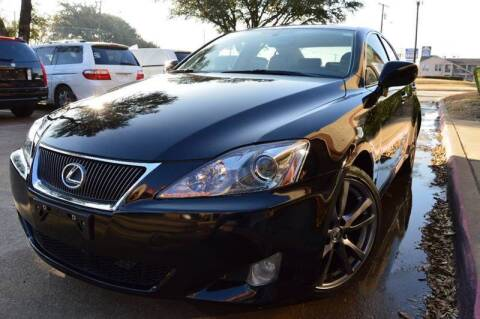 2008 Lexus IS 250 for sale at E-Auto Groups in Dallas TX