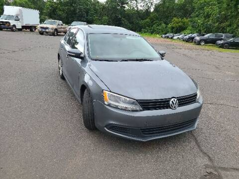 2012 Volkswagen Jetta for sale at BETTER BUYS AUTO INC in East Windsor CT