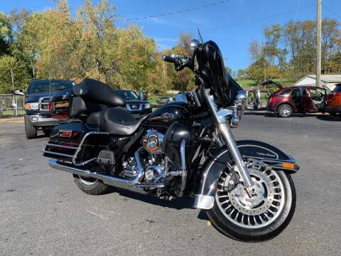 2010 Harley-Davidson UltraClassic for sale at Twin Rocks Auto Sales LLC in Uniontown PA