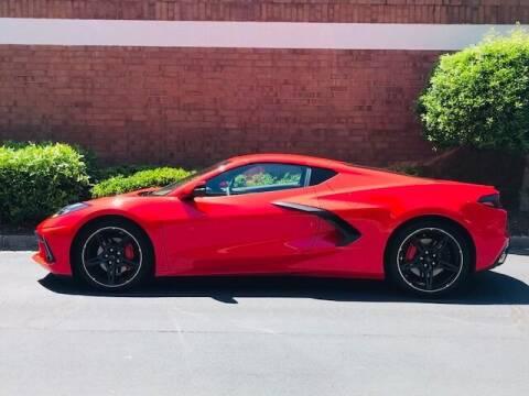 2021 Chevrolet Corvette for sale at RPM Motorsports Of Atlanta in Atlanta GA
