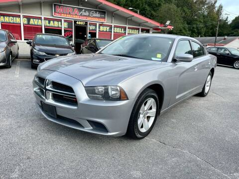 2013 Dodge Charger for sale at Mira Auto Sales in Raleigh NC
