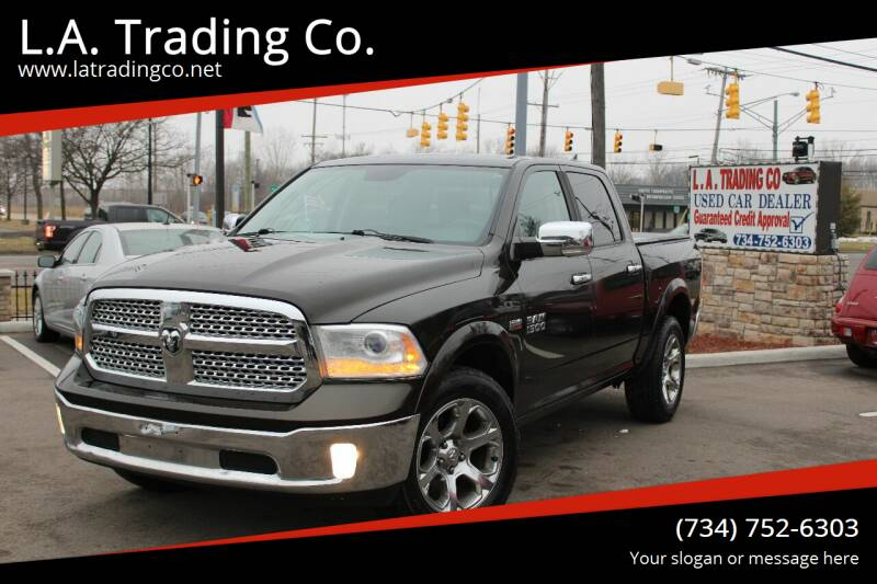 2013 RAM Ram Pickup 1500 for sale at L.A. Trading Co. Woodhaven in Woodhaven MI