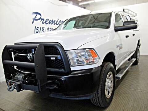 2014 RAM Ram Pickup 2500 for sale at Premier Automotive Group in Milford OH