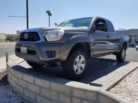 2013 Toyota Tacoma for sale at Vin - Mar Auto in Victorville CA