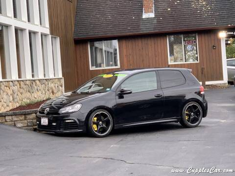 2012 Volkswagen Golf R for sale at Cupples Car Company in Belmont NH