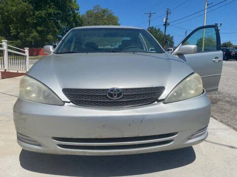 2001 Toyota Camry for sale at Affordable Dream Cars in Lake City GA