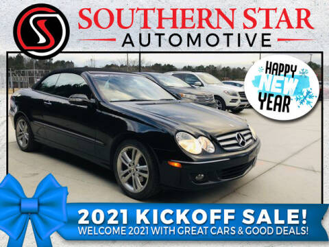 2006 Mercedes-Benz CLK for sale at Southern Star Automotive, Inc. in Duluth GA