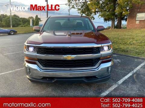 2016 Chevrolet Silverado 1500 for sale at Motor Max Llc in Louisville KY