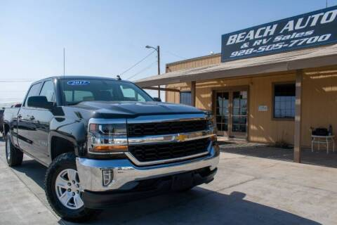 2017 Chevrolet Silverado 1500 for sale at Beach Auto and RV Sales in Lake Havasu City AZ