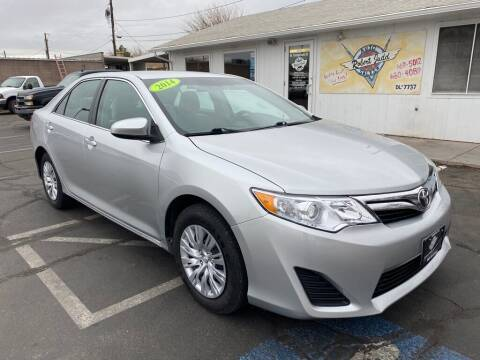 2014 Toyota Camry for sale at Robert Judd Auto Sales in Washington UT