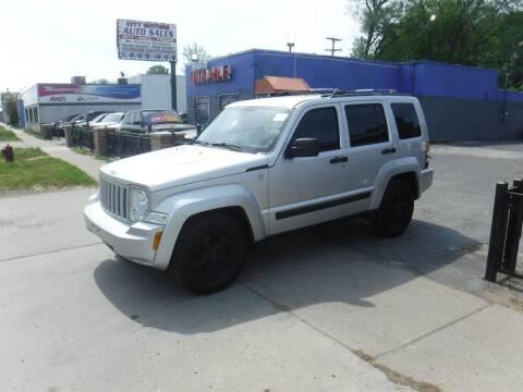 2011 Jeep Liberty for sale at City Motors Auto Sale LLC in Redford MI