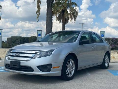 2011 Ford Fusion for sale at Motorcars Group Management - Bud Johnson Motor Co in San Antonio TX