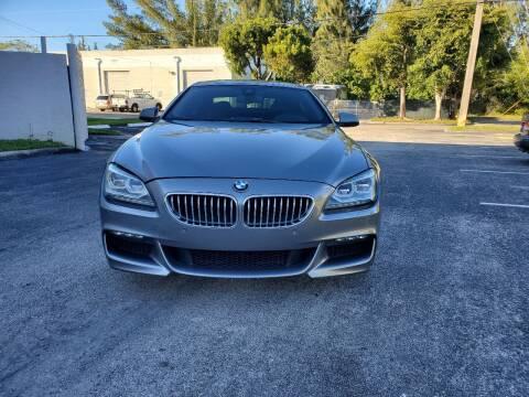 2015 BMW 6 Series for sale at Best Price Car Dealer in Hallandale Beach FL