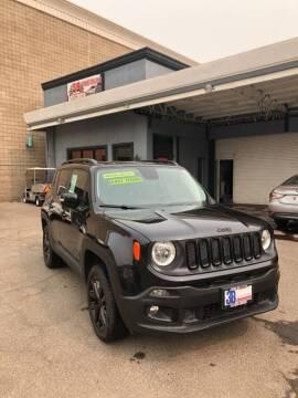 2016 Jeep Renegade for sale at 3B Auto Center in Modesto CA