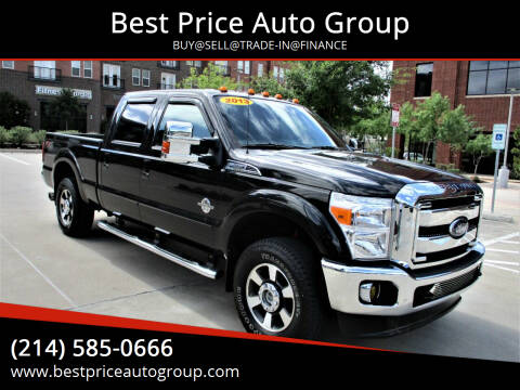 2013 Ford F-250 Super Duty for sale at Best Price Auto Group in Mckinney TX