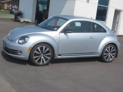 2012 Volkswagen Beetle for sale at Price Auto Sales 2 in Concord NH