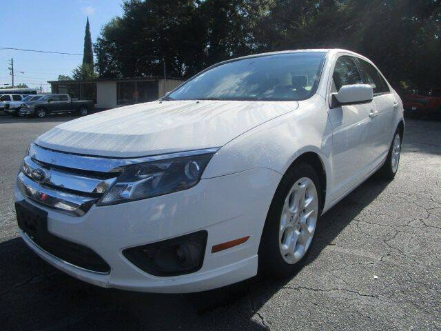 2011 Ford Fusion for sale at Lewis Page Auto Brokers in Gainesville GA