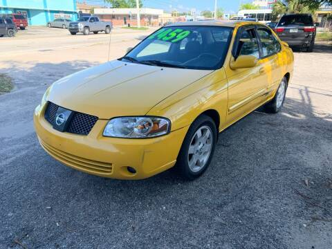 2006 Nissan Sentra for sale at Eastside Auto Brokers LLC in Fort Myers FL