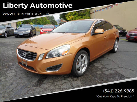 2012 Volvo S60 for sale at Liberty Automotive in Grants Pass OR