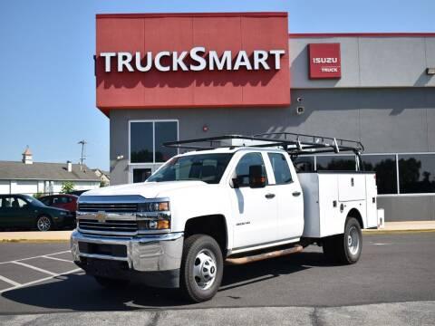 2017 Chevrolet Silverado 3500HD for sale at Trucksmart Isuzu in Morrisville PA
