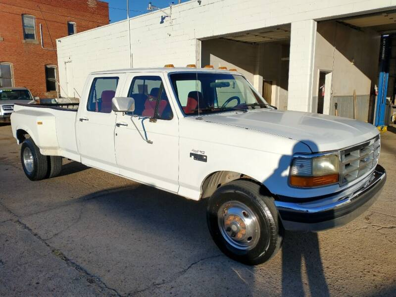 1994 Ford F-350 for sale at Apex Auto Sales in Coldwater KS