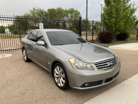 2007 Infiniti M35 for sale at TDI AUTO SALES in Boise ID