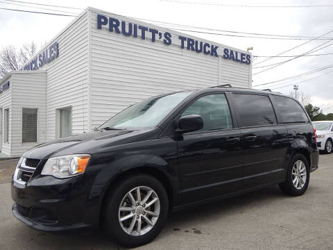 2016 Dodge Grand Caravan for sale at Pruitt's Truck Sales in Marietta GA