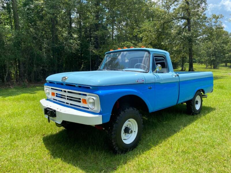 1962 Ford F-250 for sale at VAP Auto Sales llc in Franklinton LA