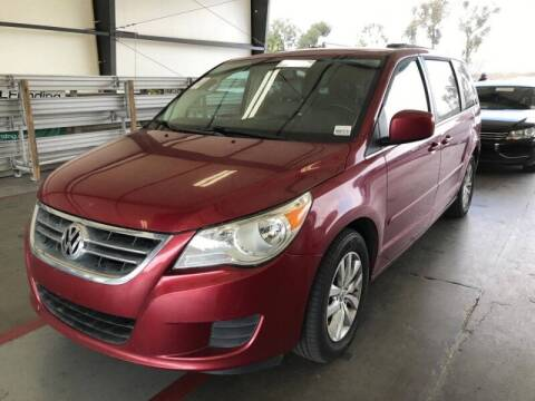 2012 Volkswagen Routan for sale at SoCal Auto Auction in Ontario CA