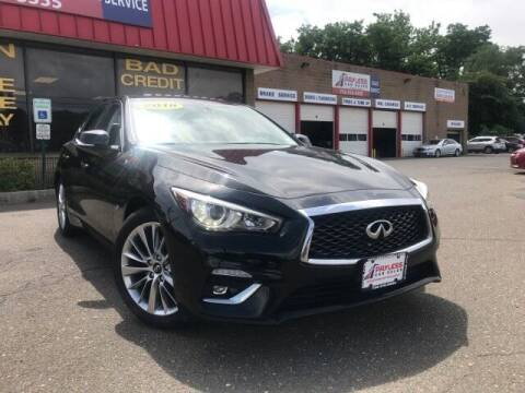 2018 Infiniti Q50 for sale at Payless Car Sales of Linden in Linden NJ