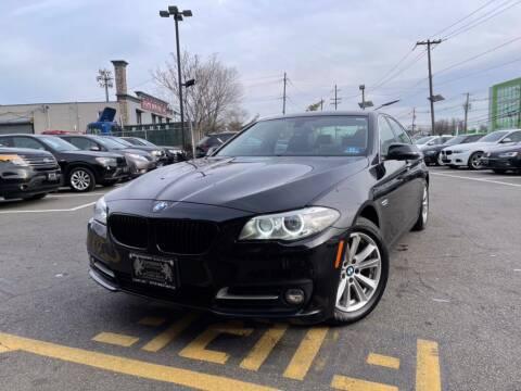 2015 BMW 5 Series for sale at EUROPEAN AUTO EXPO in Lodi NJ