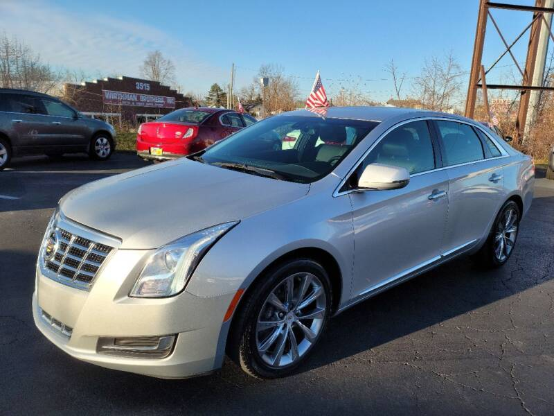 2014 Cadillac XTS for sale at Shaddai Auto Sales in Whitehall OH