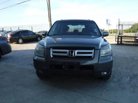 2008 Honda Pilot for sale at N & A Metro Motors in Dallas TX