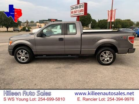 2014 Ford F-150 for sale at Killeen Auto Sales in Killeen TX