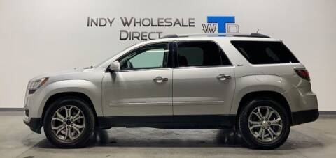 2016 GMC Acadia for sale at Indy Wholesale Direct in Carmel IN