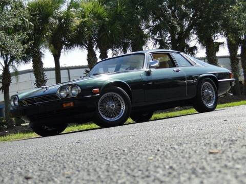 1980 Jaguar XJS for sale at SURVIVOR CLASSIC CAR SERVICES in Palmetto FL