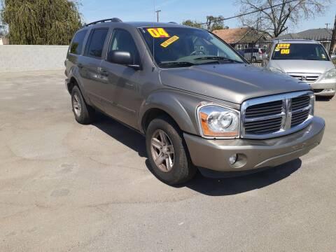 2004 Dodge Durango for sale at COMMUNITY AUTO in Fresno CA