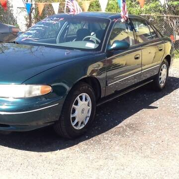 2002 Buick Century for sale at Lance Motors in Monroe Township NJ