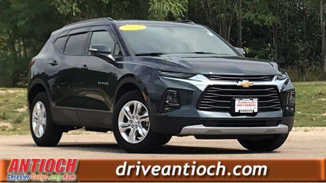 2019 Chevrolet Blazer for sale in Antioch, IL