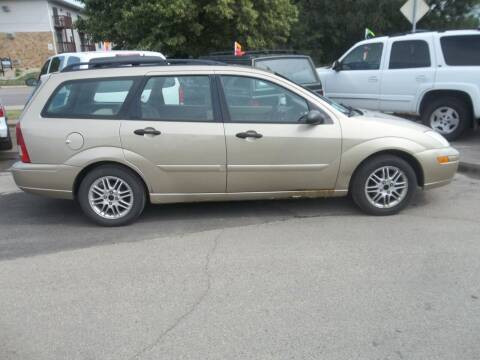 2002 Ford Focus for sale at A Plus Auto Sales in Sioux Falls SD
