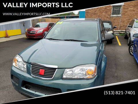 2006 Saturn Vue for sale at VALLEY IMPORTS LLC in Cincinnati OH