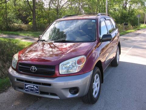 2004 Toyota RAV4 for sale at Durham Hill Auto in Muskego WI